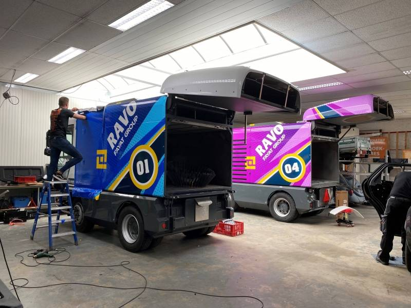 RAVO op Zandvoort F1