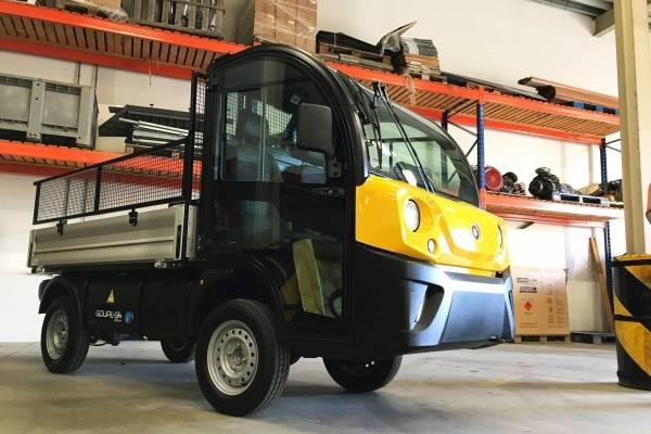 Goupil G4 elektrisch voertuig
