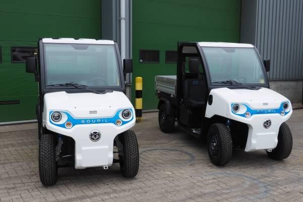 Goupil G2 elektrisch voertuig