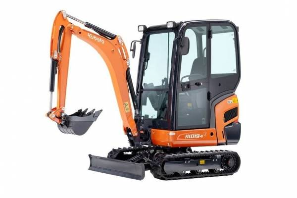 Kubota KX019-4 GL AT (22.00373-0)